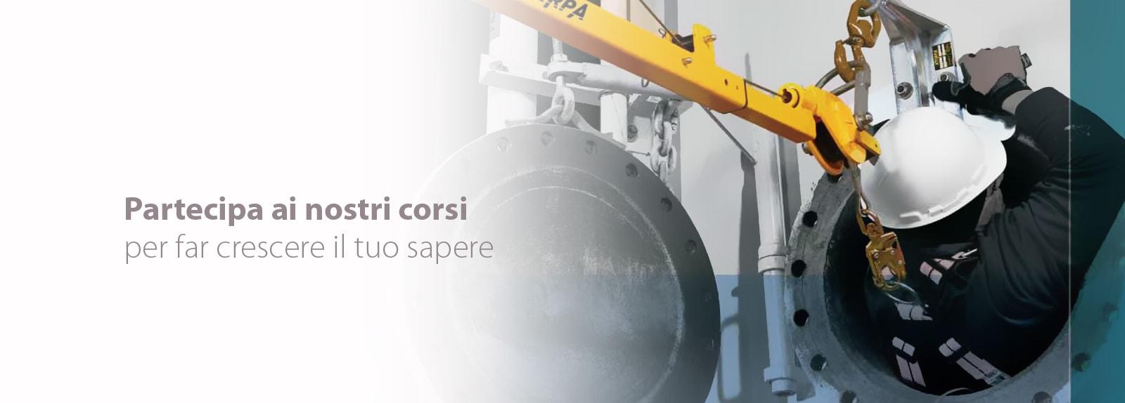 Corsi Spazi Confinati Brescia