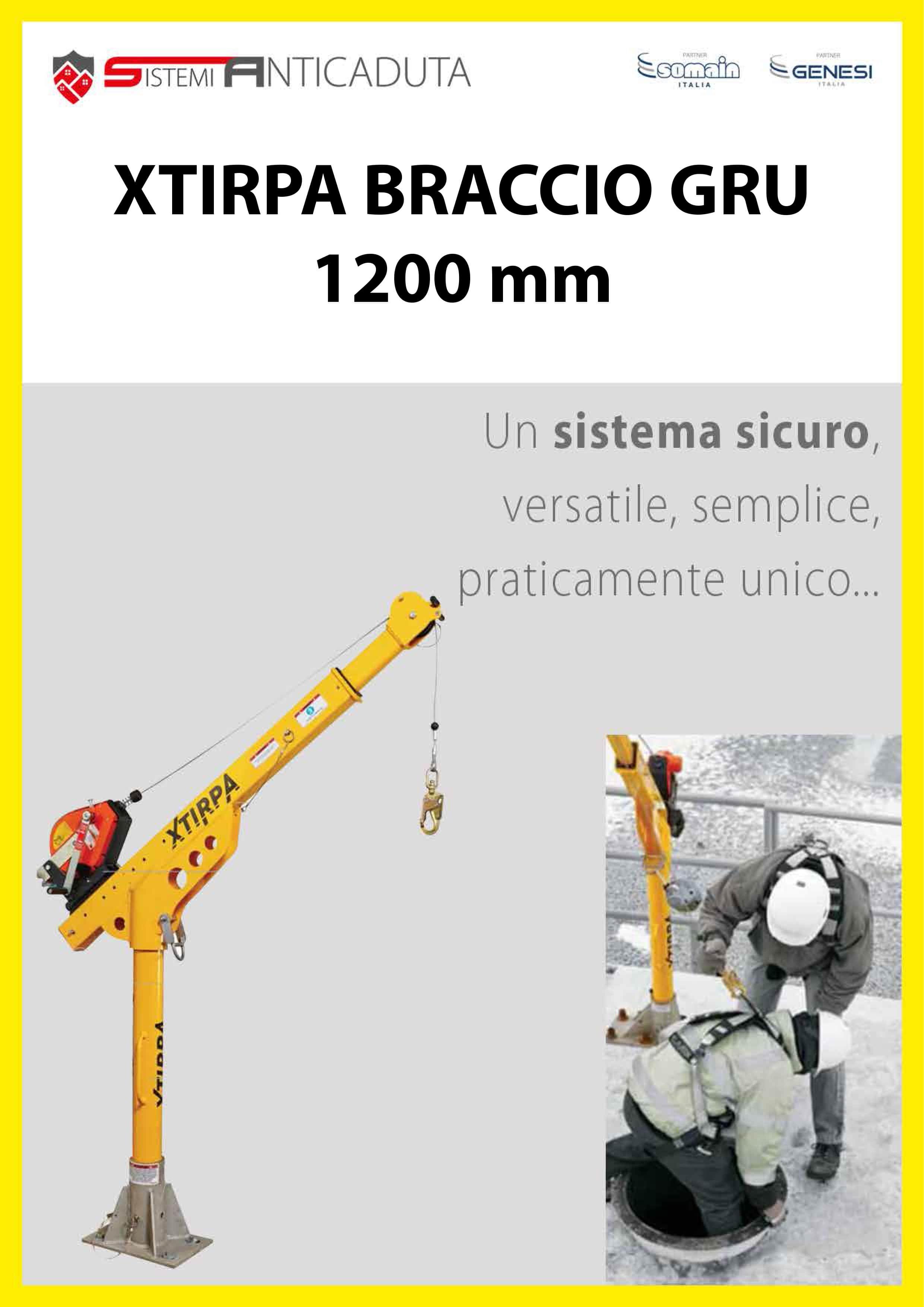 XTIRPA-1200MM