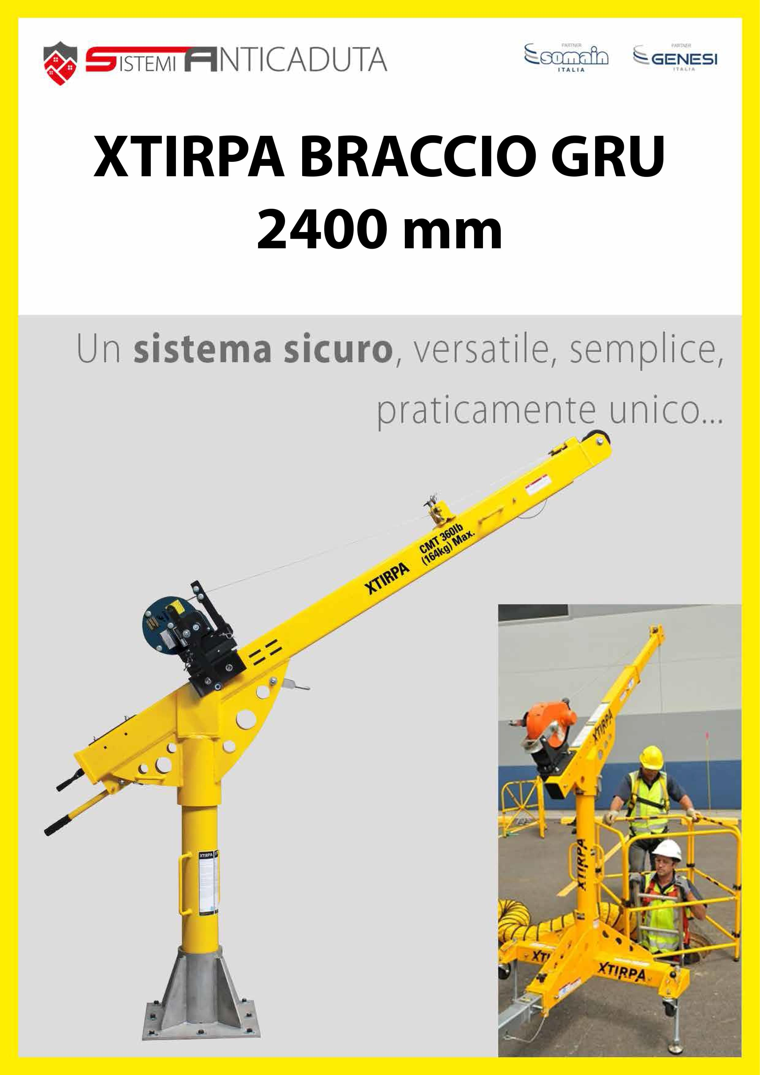 XTIRPA-2400MM