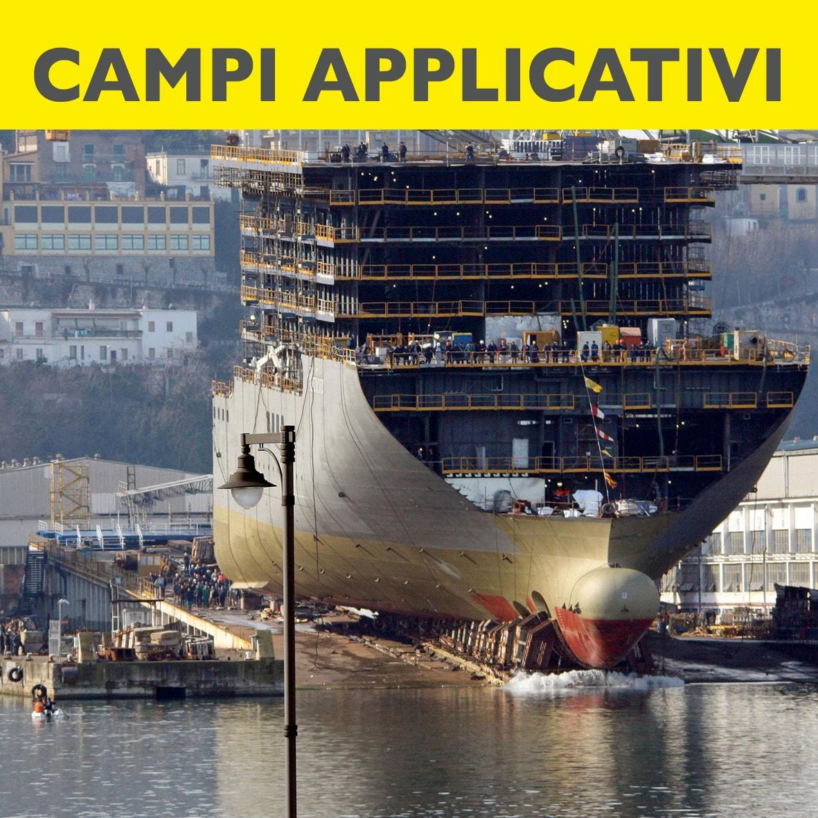 Campi applicativi Spazi confinati Brescia