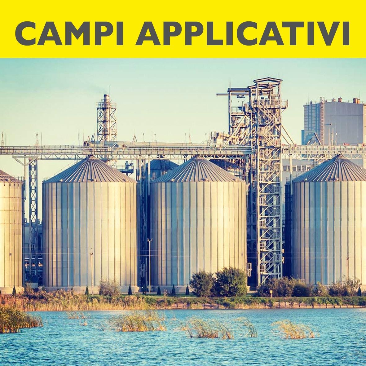 Campi applicativi Spazi confinati Bergamo