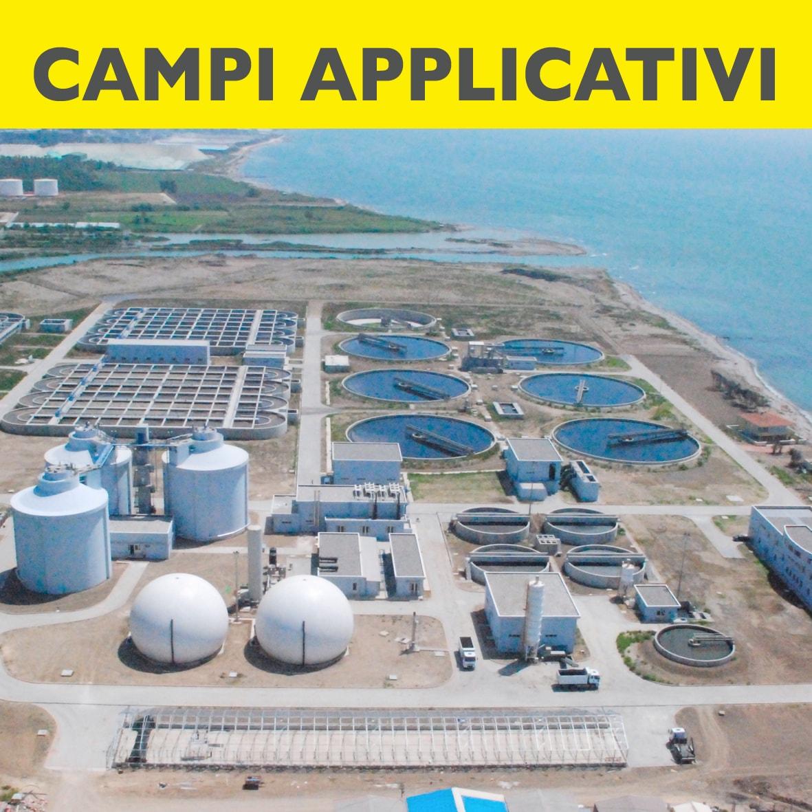 Campi applicativi Spazi confinati Lombardia