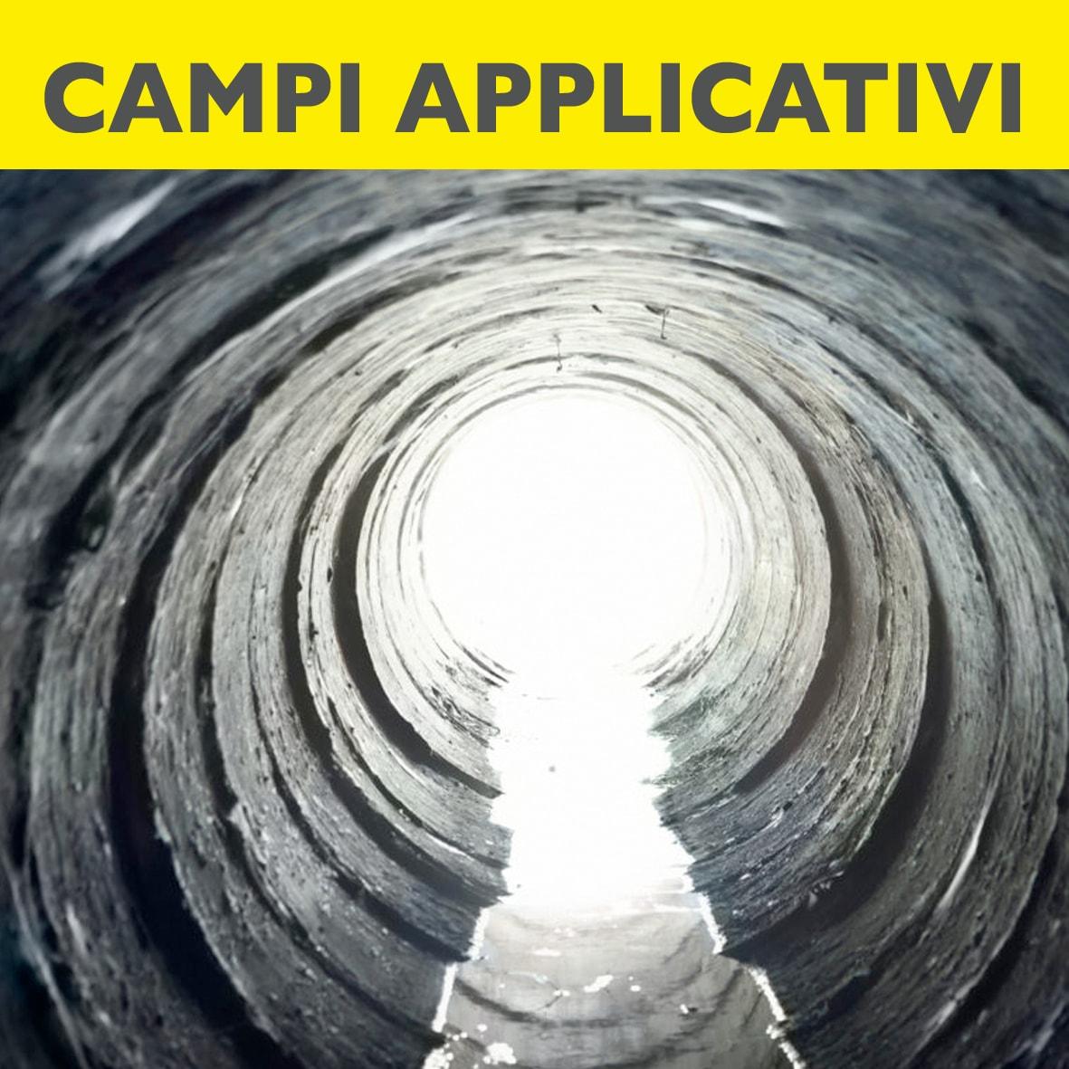Campi applicativi Spazi confinati a Brescia