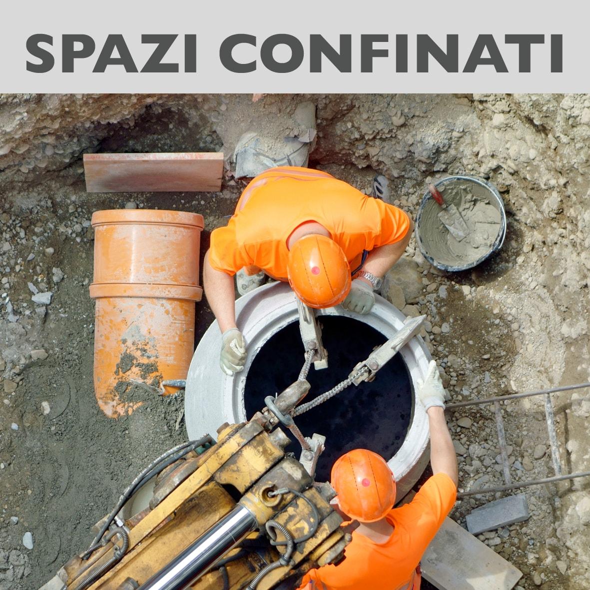 Spazi confinati Brescia